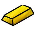 gold ingot icon